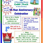 CaddyShack Anniversary Celebration June 11th