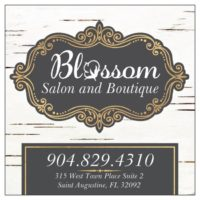 Blossom Salon & Boutique in the World Golf Village