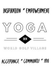 Yoga Den in the World Golf Village